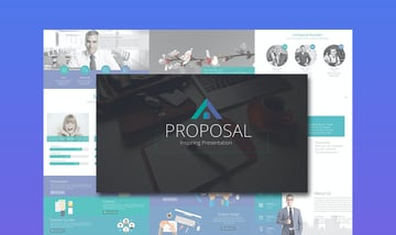 Project Proposal Presentation PowerPoint