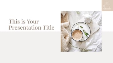 Neutral Colors Free Google Slides Templates Minimalist