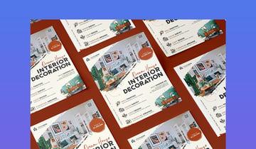 Modern Real Estate Flyer Design