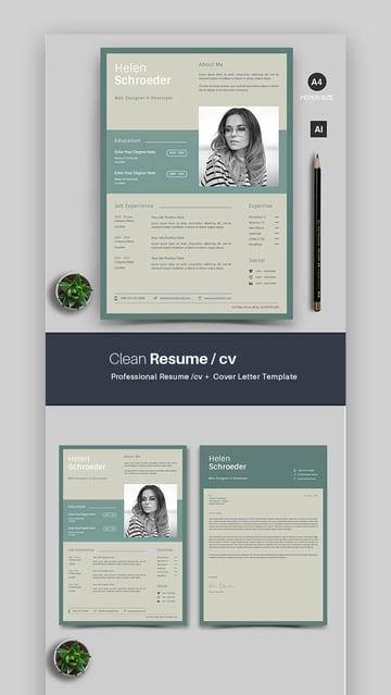 Colors Creative Resume
