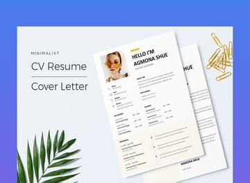Agmona Resume CV