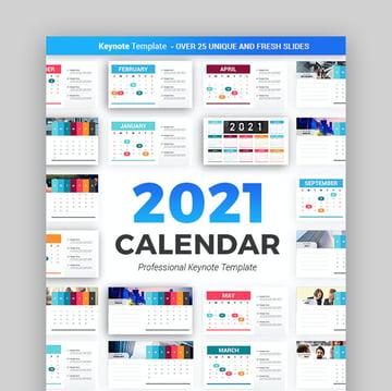 Timeline for Keynote Design