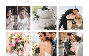 Zefirr Wedding Planner Theme WordPress