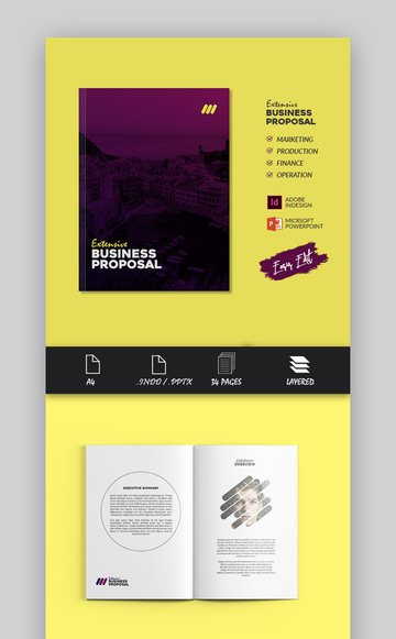 Marketing Campaign Proposal Template