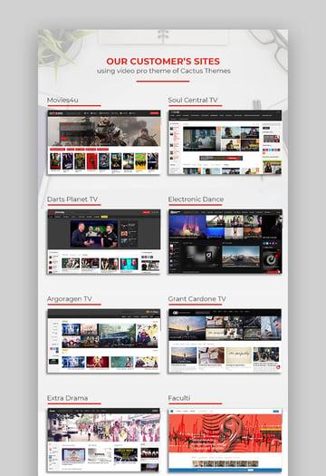 VideoPro WordPress Theme