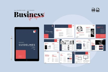 Business Proposal Template DOC