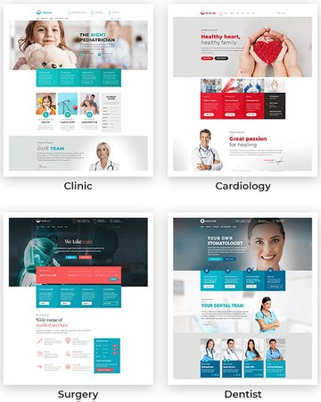 Medicare Colorful Medical Cure Health und Medical WordPress Theme