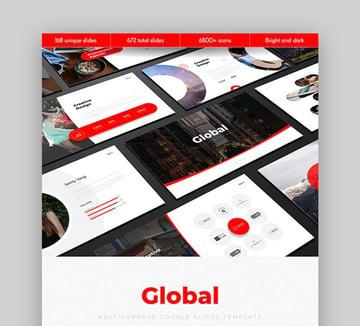 Global Multipurpose Google Slides Template