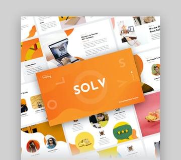 Solv Best Google Slides Templates