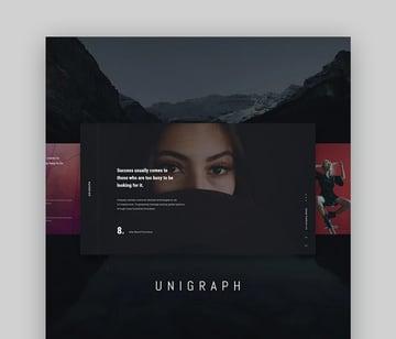 Unigraph Aesthetic Presentation