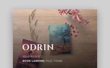 Odrin eBook Download Landing Page