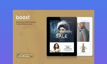 Boost Mailchimp Template Download