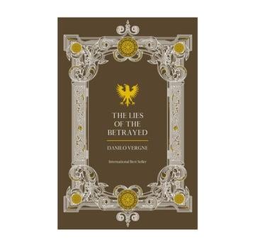 Placeit Antique Book Cover Design
