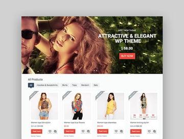 Flatastic - Moderno y potente marketplace para WordPress