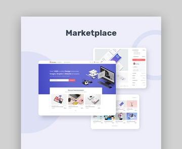 Cartzilla - Tema de marketplace digital y tienda online de alimentación para WordPress