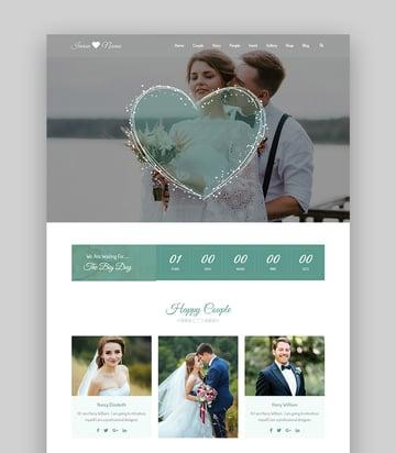 Lavelo Wedding Premium WordPress Theme