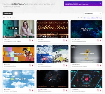 Best Intro Videos for Startups on Envato Elements for 2020
