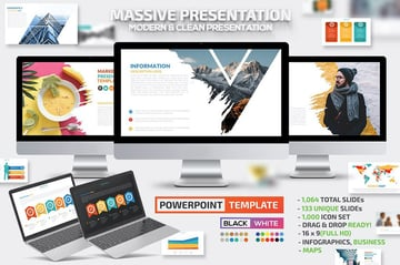 Massive Interactive PowerPoint Presentation
