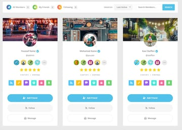 Youzer Best Membership Plugin for WordPress