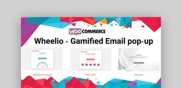 Wheelio Gamefied Mailchimp for WooCommerce