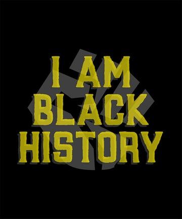 Placeit Black Empowerment T Shirt Design