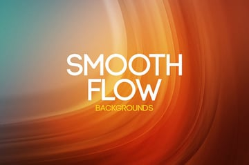 Smooth Flow Cool Graphic Backgrounds