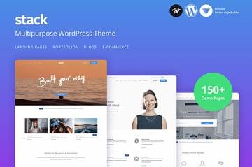 Stack Construction WordPress Theme