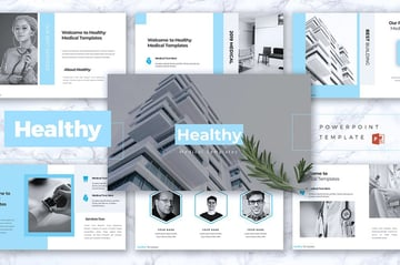 Healthy Medical PowerPoint Template