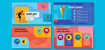 Hiplay Fun Google Slides Slideshow Themes