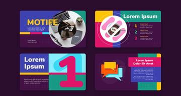 Motife Google Slides Templates