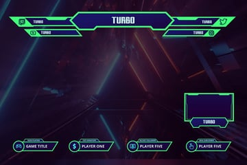 Turbo Custom Twitch Overlay Download