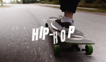 Hip Hop DaVinci Resolve Intro Template