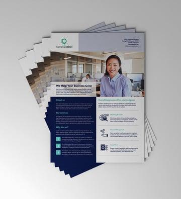 Flyer InDesign Pamphlet Tutorial