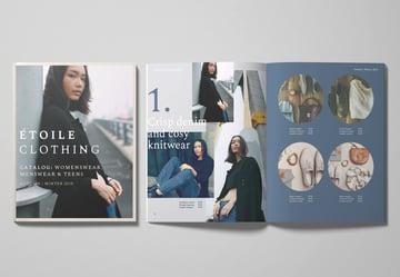 Product Catalog Brochure Design Tutorial