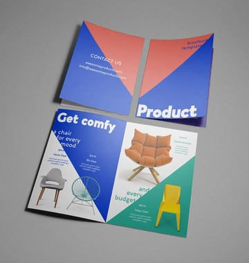 Product Brochure Layout Design Tutorial