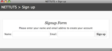 Verify Email Address PHP Script Tutorial Sign Up Form