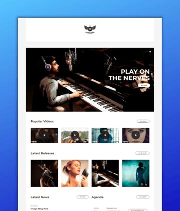 Khaki - an elegant responsive WordPress theme