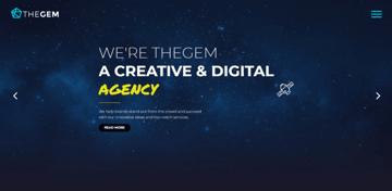 TheGem - fast multi-use WordPress theme