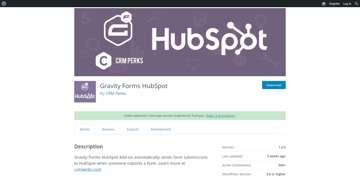 Connecting HubSpot to Gravity Forms