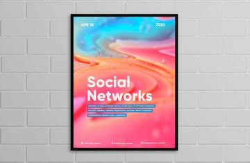 Creative Event Poster by MotionMediaGroup