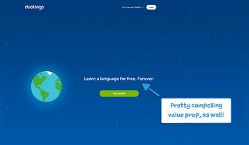 duolingo value proposition