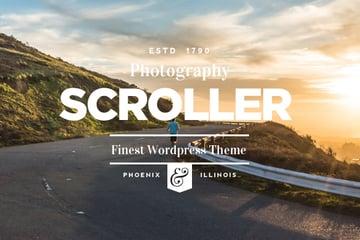 Scroller - Parallax Scroll Responsive Theme