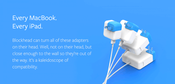 The Blockhead adapter