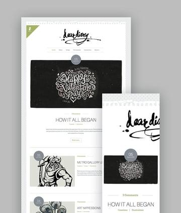Scalia - Multi-Concept WordPress Theme for Creatives