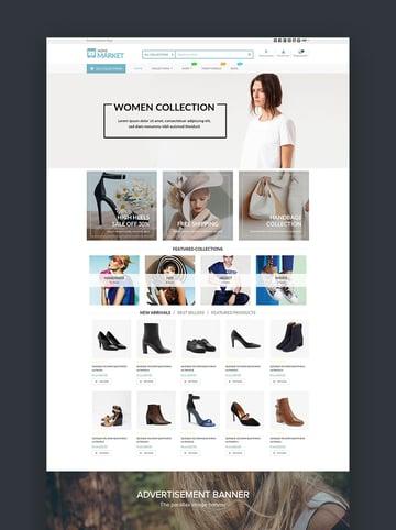 Home Market - Versatile Shopify Theme