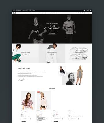 Shella - Ultimate eCommerce Shopify theme Templates