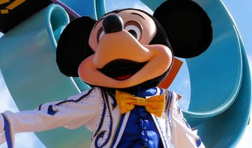Walt Disney created user experiences You create user interface