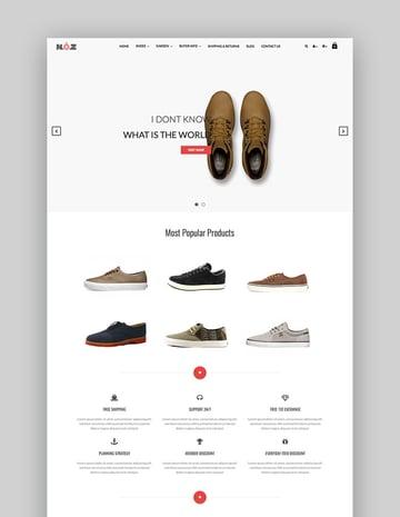 AP Shoes World - MultiPurpose BigCommerce Theme