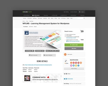 WPLMS - Learning Management System for Wordpress