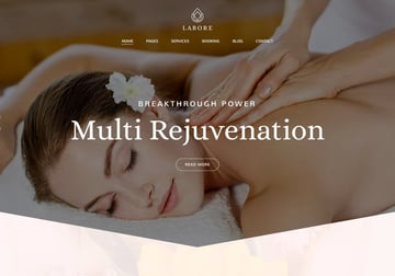 Discover the best beauty WordPress theme for your business